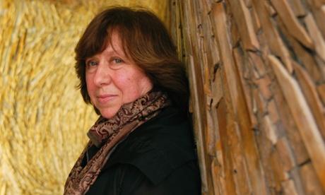 NOTICIAS Svetlana Alexievich, premio Nobel de Literatura 2015