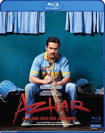 Azhar 2016 Hindi Bluray Download