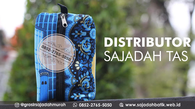 distributor sajadah tas, 0852-2765-5050