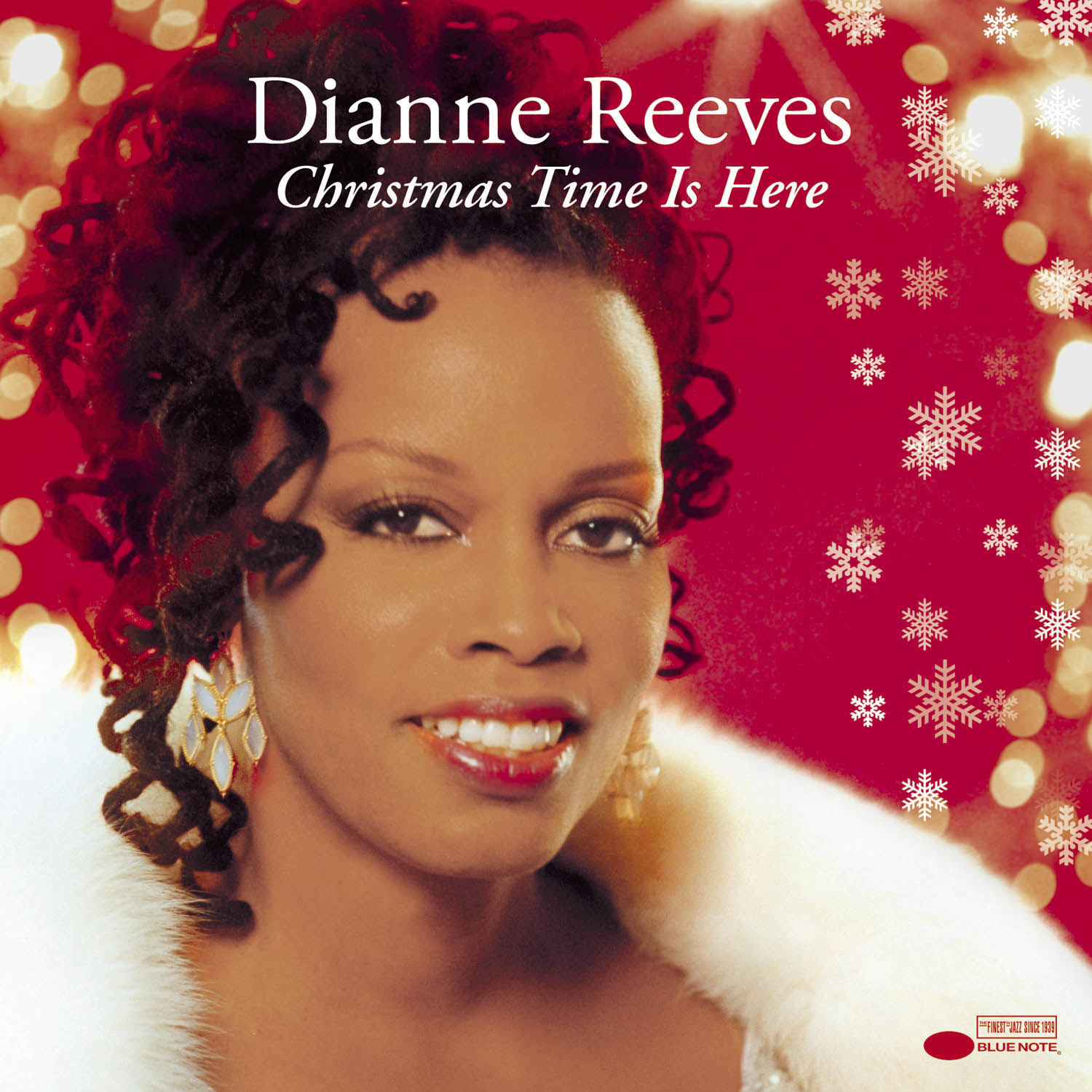 DIANNE REEVES: XMAS TIME IS HERE