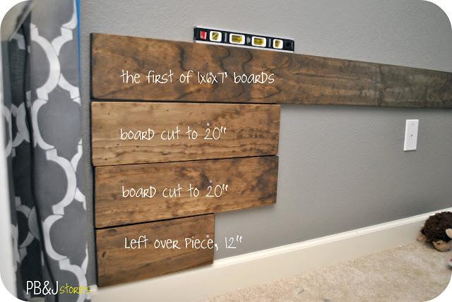 Pbjstories Diy Wood Headboard Tutorial