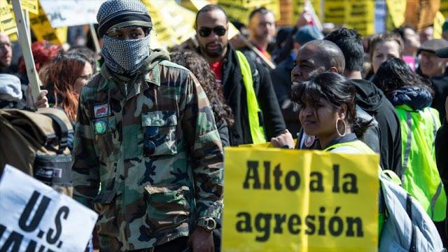 Venezuela alaba rechazo de estadounidenses a injerencias de Trump