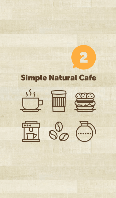 Simple Natural Cafe 2