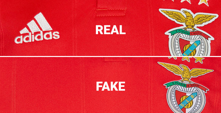 Adidas Won t Like This  Benfica s Official Store Sells  Fake  Kits 10990732e