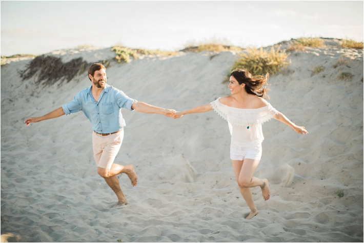 Romantic Coronado Island Engagement Session