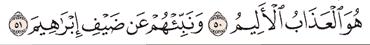 Tafsir Surat Al-Hijr Ayat 51, 52, 53, 54, 55