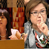 "Sass Sasot: De Lima ""loud"" for death of narco-mayor, but was silent on 44 SAF deaths"