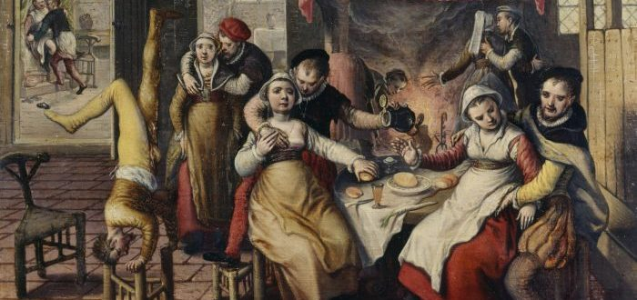 palizas a prostitutas prostitutas en la antiguedad