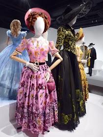 Holliday Grainger Anastasia costume Cinderella