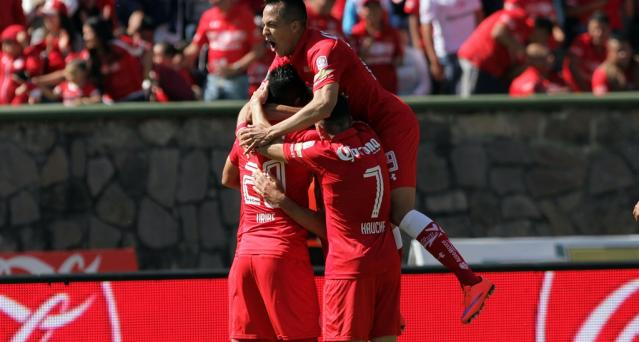 Toluca vs Atlas EN VIVO Apertura 2017