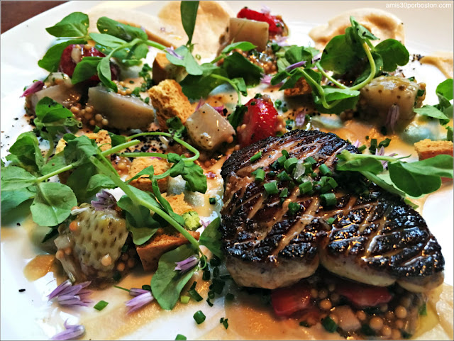 Alden & Harlow: SEARED FOIE GRAS