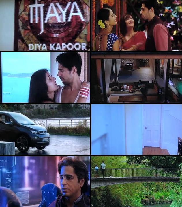 Baar Baar Dekho 2016 Hindi DVDScr x264 700MB Mafiaking