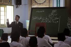 Beruntunglah Bagi Kamu Yang Pernah Nyantri Karena Kamu Dididik selama 24 Jam oleh Gurumu