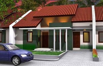 Desain Rumah Minimalis 1 Lantai  Type 70 M2