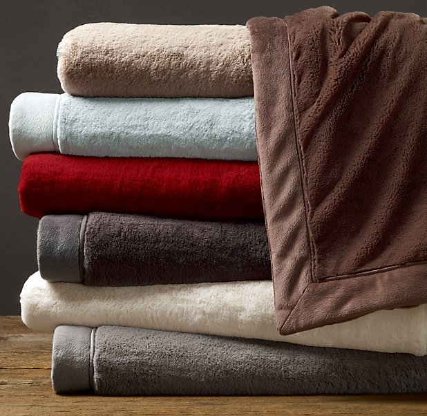 Restoration Hardware Sofa Throws: Pretty Little Things For Home & Life