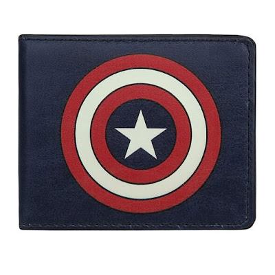 Captain America Wallet