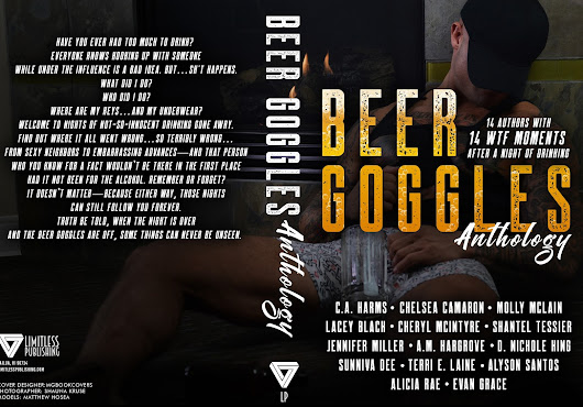 Beer Goggles Anthology #BookReview #99cents