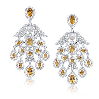 Chandelier Earrings Collection By Adawna
