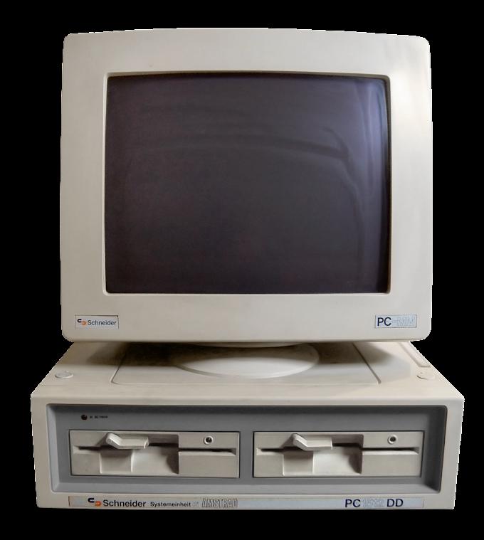 Amstrad PC1512DD