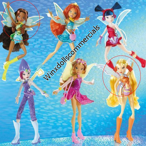 Your Source For Winx Dolls: Winx Doll Mistakes