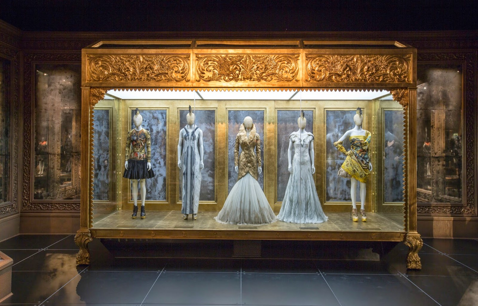 Alexander McQueen Savage Beauty London