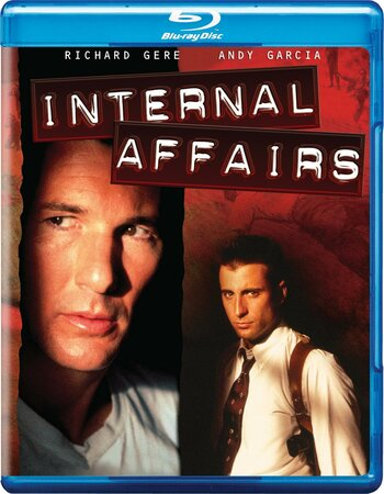 Internal Affairs (1990) Dual Audio Hindi 720p BluRay 950MB Movie Download
