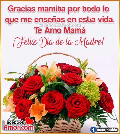 ramo de rosas para mamá