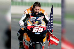 Nicky Hayden Meninggal, Juara MotoGP Itu Lalai Saat Kecelakaan?
