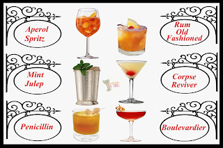 cocktails top