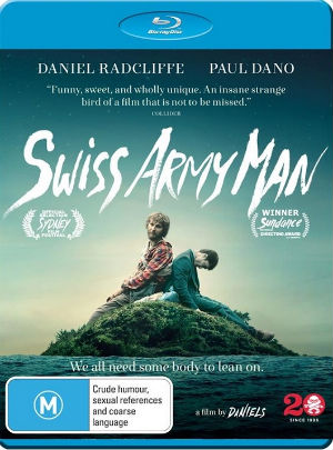 Filme Poster Swiss Army Mano