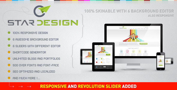 Download CStar v4.2 – Design Corporate WordPress Theme