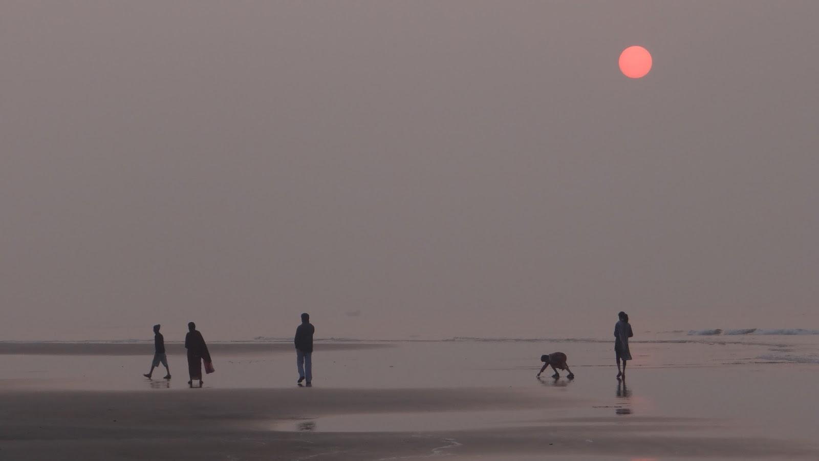 A Week in Sagar Island and Bakkhali during Gangasagar Mela