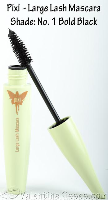 Amazon.com: Pixi Large Lash Mascara - No. 1 Bold Black: Beauty