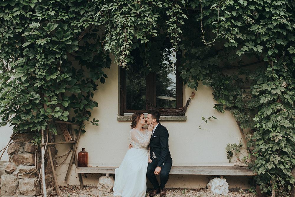 Żaneta & Mariusz - Klimatyczna sesja poślubna