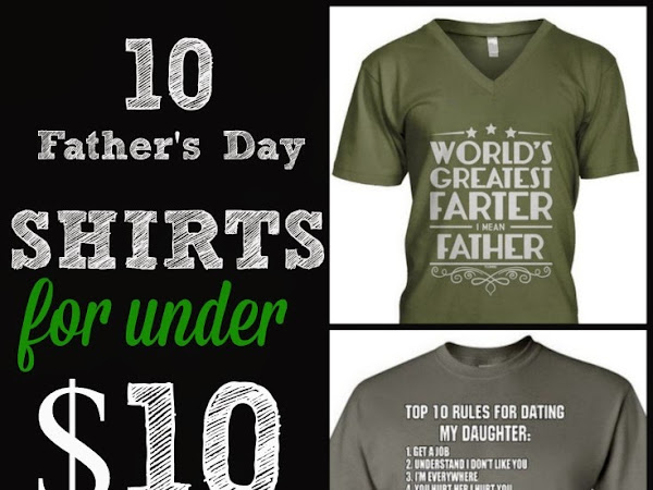 10 Father's Day Gifts Under $10