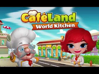cafeland unlimited cash and coins apk