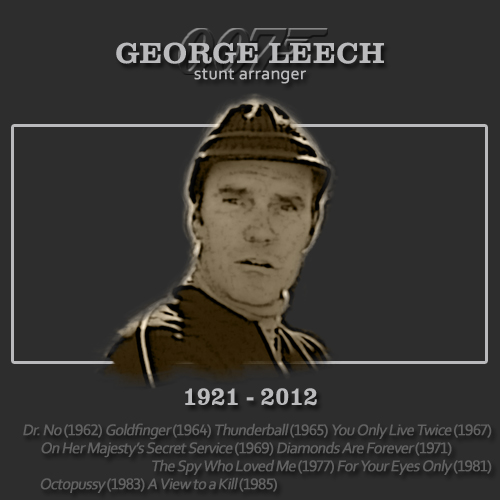 George Leech net worth