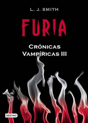 Reseña: Furia (Crónicas Vampíricas #3) de L. J. Smith