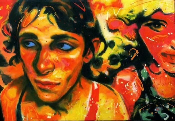 Современный аргентинский художник. Federico Milano