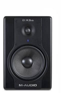 english 11 yamaha hs5 m audio bx5a monitor review. Black Bedroom Furniture Sets. Home Design Ideas