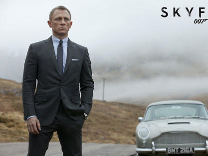 """Skyfall"" Review"