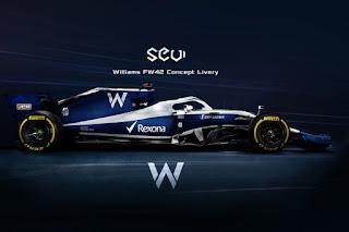Williams Racing 2019