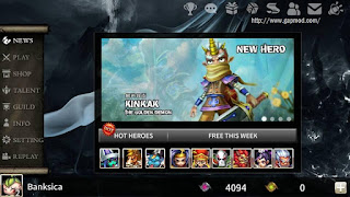 Download Destiny Of Thrones (DOT) v1.5.1.1 Apk MOBA Android Games