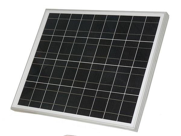 Panneau solaire monocristallin rendement prix 100w - 150w - 200w - 250w