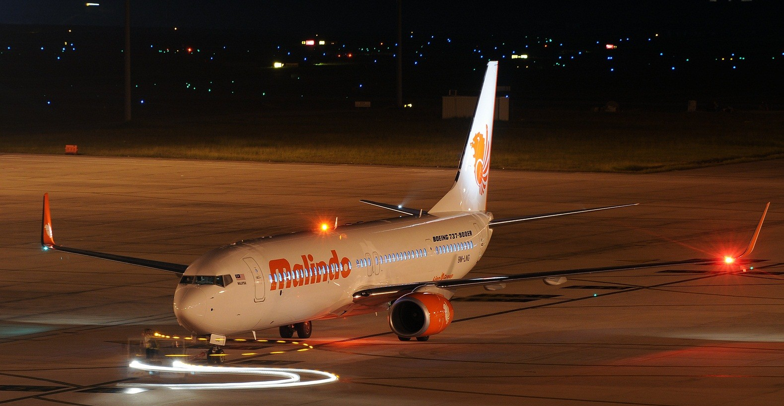 Malindo Air: Ricky's Memoirs: Malindo Air To Start KL-New Delhi
