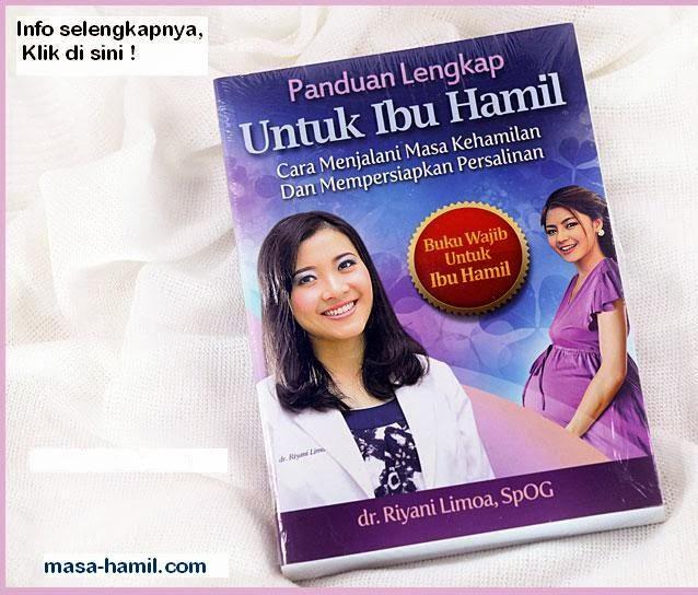 buku panduan ibu hamil