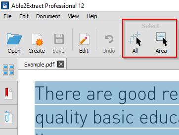 افضل طريقة لتحويل ملفات pdf الى word