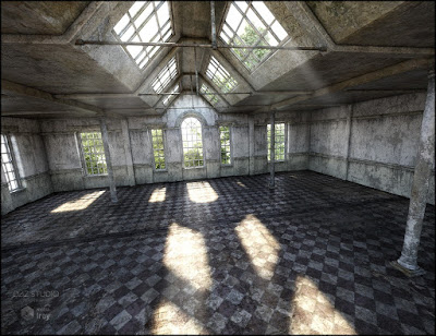 West Park Day Room Iray Addon