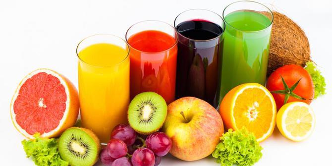 Tak Disangka ! 8 Jus Buah Ini Paling Sehat Untuk Diet