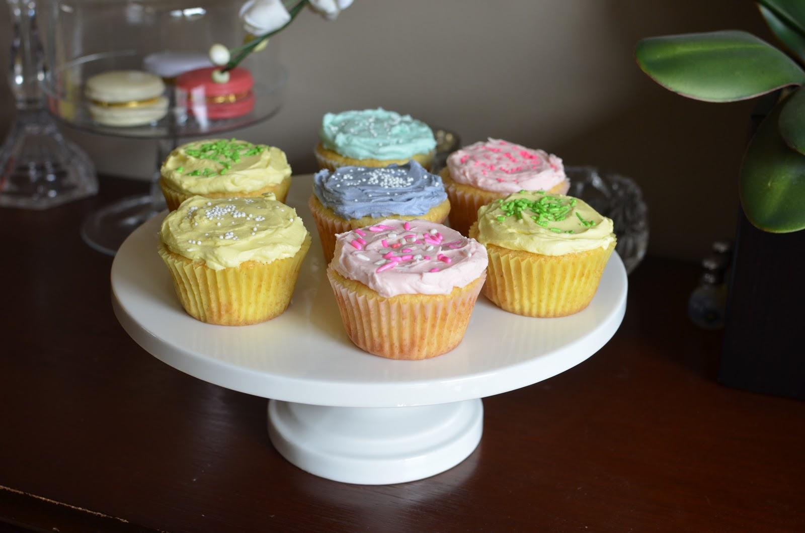 Hummingbird Bakery Vanilla Cupcake Recipe Cake Days